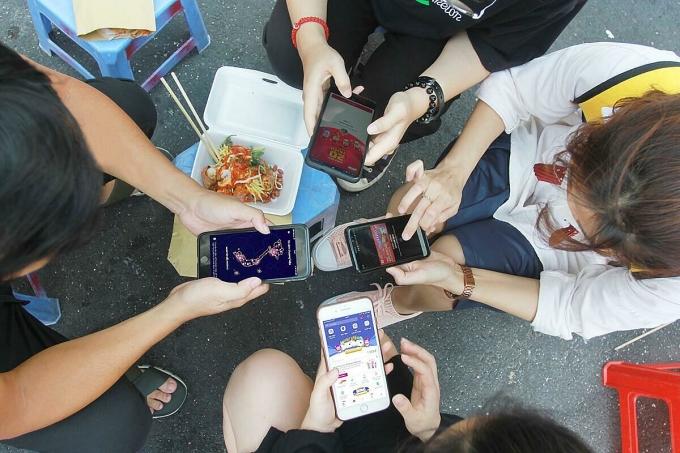 Học viên MoMo thu hút nhờ chú trong xây dựng trải nghiệm người dùng Ảnh: MoMo