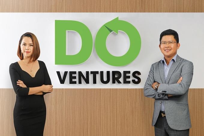 Ông Nguyễn Mạnh Dũng và bà Lê Hoàng Uyên Vy, hai nhà sáng lập quỹ đầu tư Do Ventures.