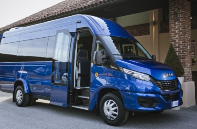 Iveco Daily - dòng xe chủ lực của Iveco. Ảnh: Iveco.
