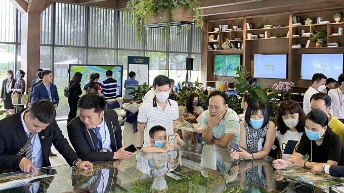 Dự án bất động sản sinh thái vệ tịnh trở thành sự lựa chọn ưu tiên của giới đầu tư và khách hàng an cư bởi tiềm năng gia tăng giá trị lớn. Ảnh: Novaland.
