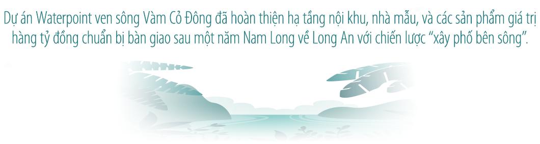 'Phố bên sông' 355 ha của Nam Long tại Long An 2020 24