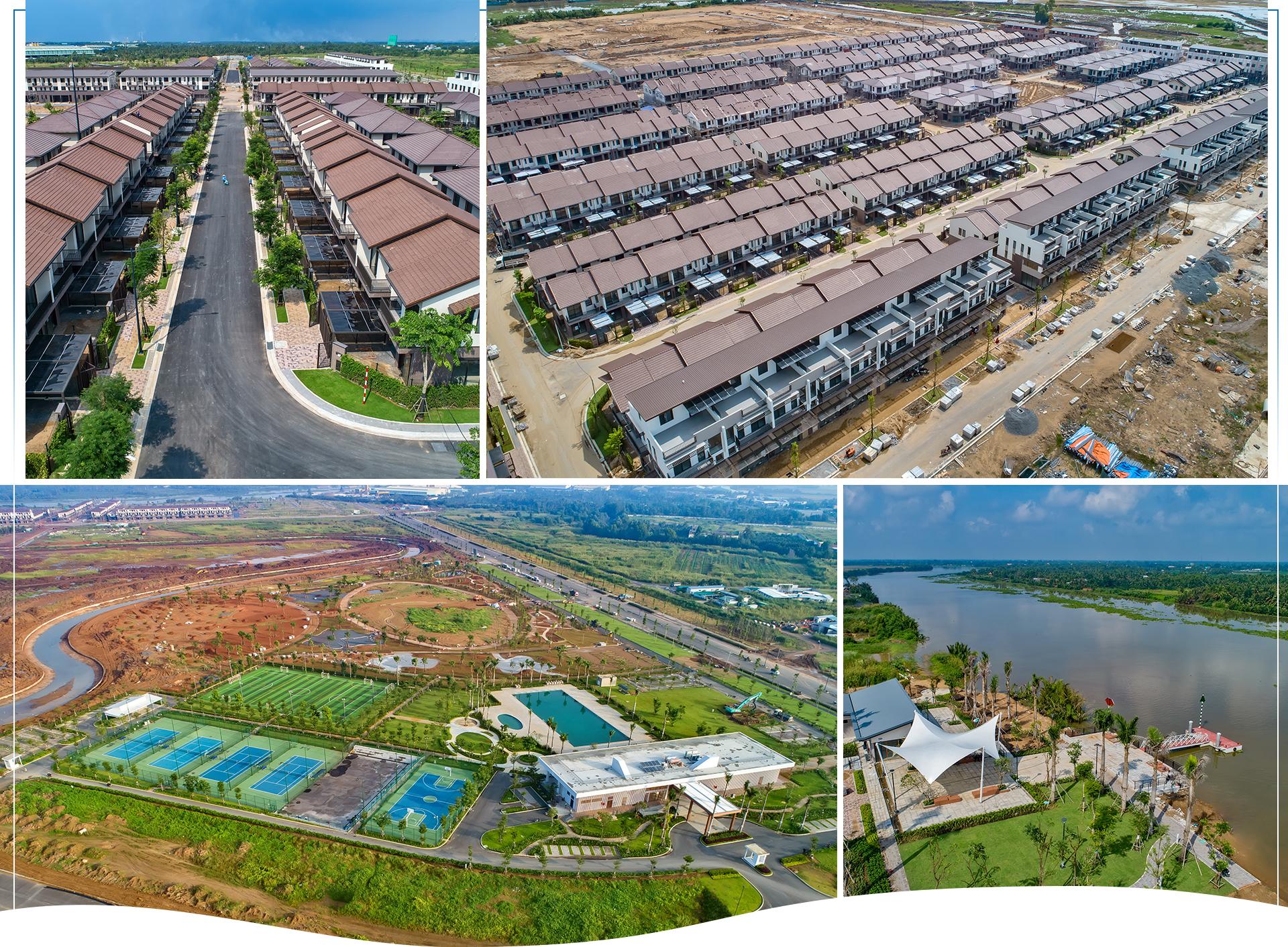 'Phố bên sông' 355 ha của Nam Long tại Long An 2020 27