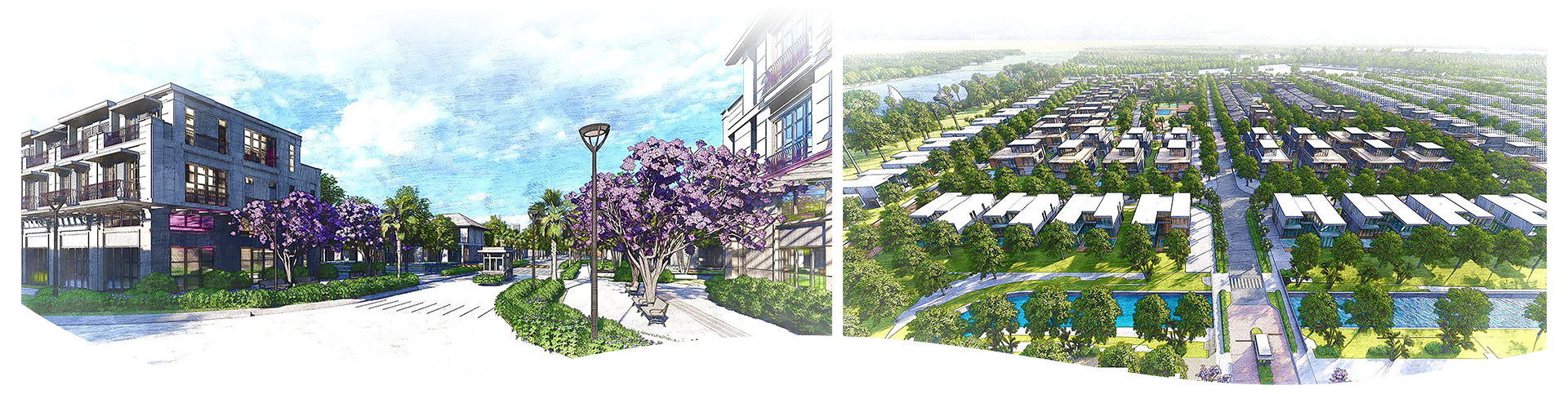 'Phố bên sông' 355 ha của Nam Long tại Long An 2020 31