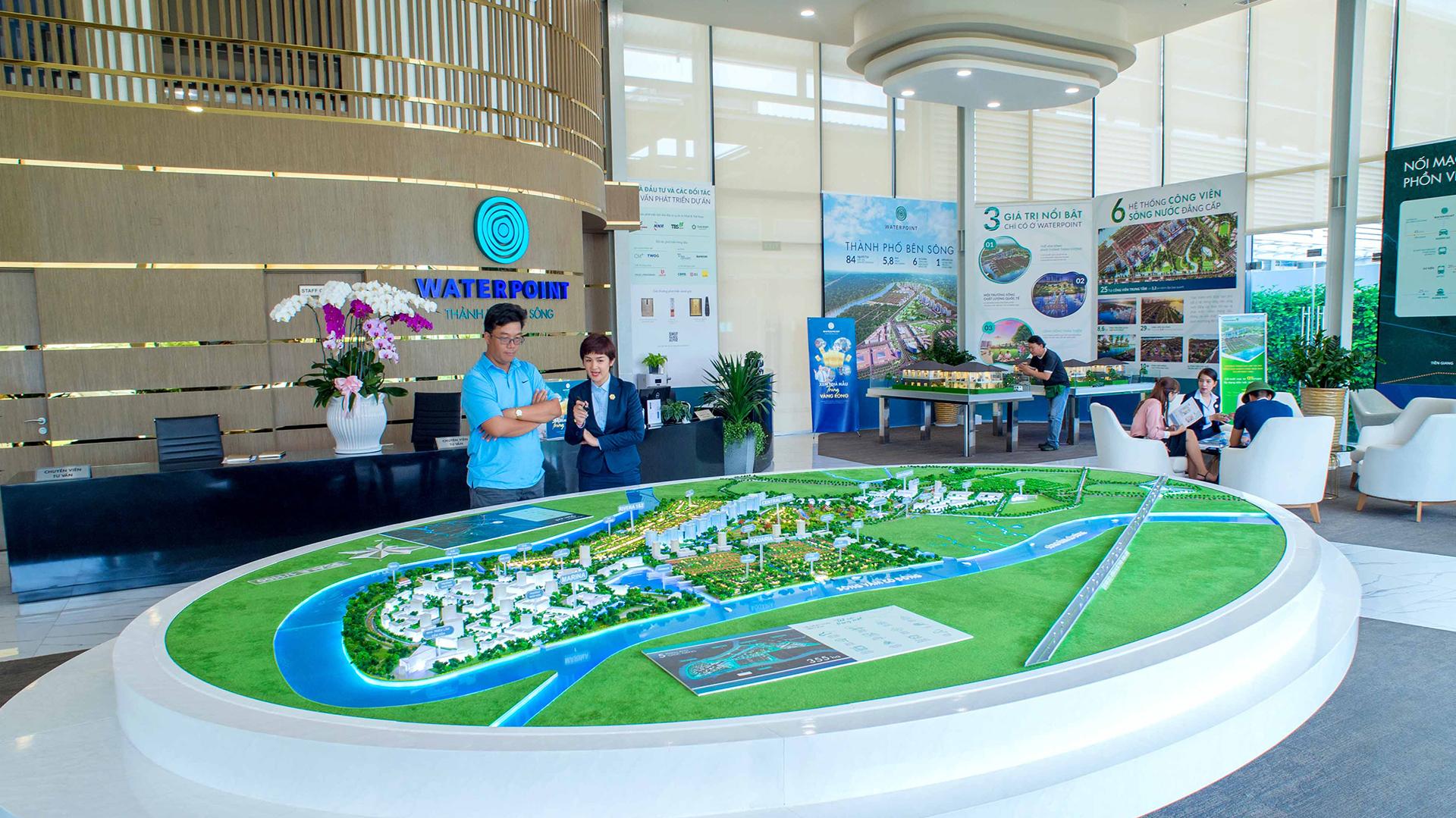 'Phố bên sông' 355 ha của Nam Long tại Long An 2020 32
