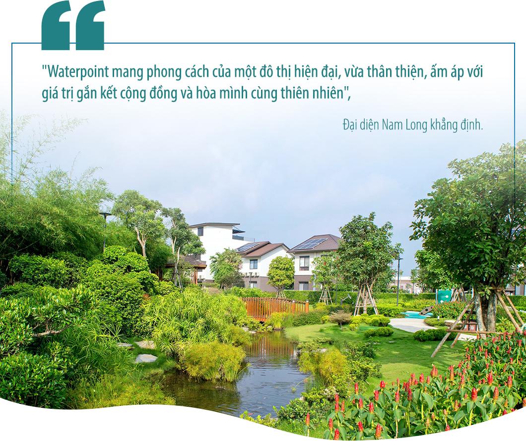 'Phố bên sông' 355 ha của Nam Long tại Long An 2020 28