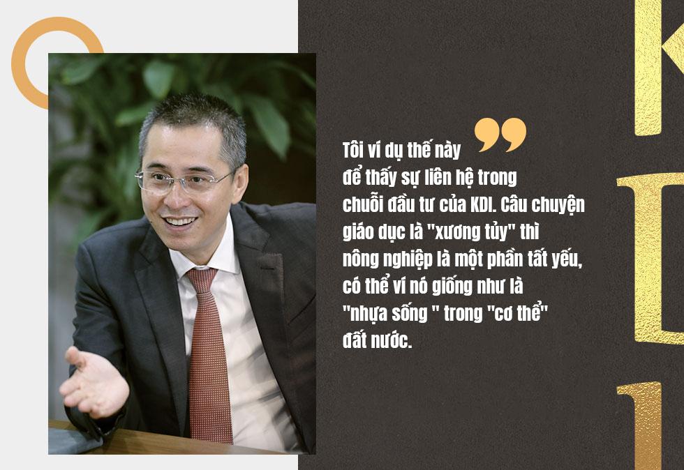 CEO Tập đoàn KDI Holdings