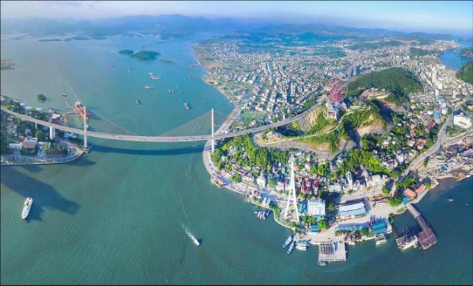 Cao Xanh - Hà Khánh hội tụ đầy đủ tiềm năng để trở thành một tâm phát triển thứ 3 tại Hạ Long.