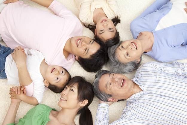 Dual Key phù hợp với những gia đình đa thế hệ. Ảnh: Shutterstock.