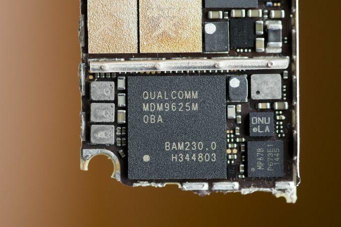 Trung Quốc là thị trường quan trọng cho chip của Qualcomm. Ảnh: Bloomberg