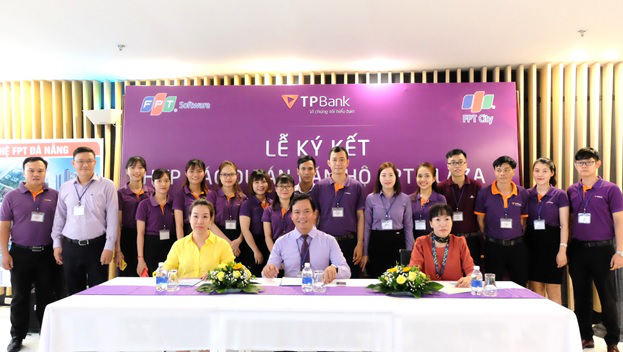 TPBank tài trợ vay mua dự án FPT Plaza Đà Nẵng