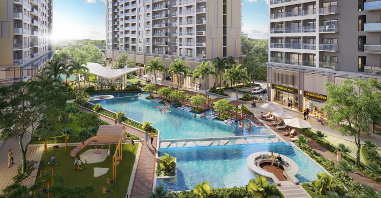 Những dự án được đầu tư đầy đủ tiện ích nội khu sẽ hút người thuê, tạo lợi nhuận cho khách đầu tư.