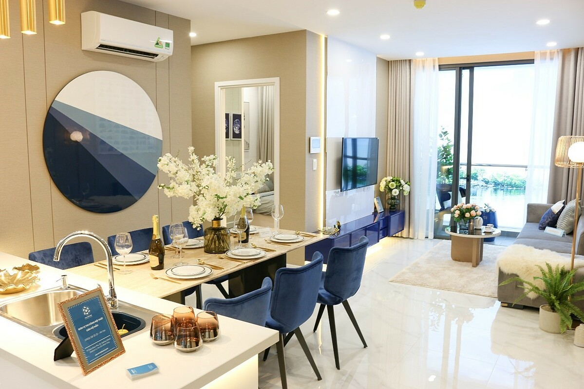 Mỗi căn hộ Precia sẽ được bàn giao hoàn thiện với chất lượng cao cấp. Ảnh: Rio Land.