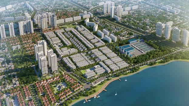 Tổng quan dự án Louis City Hoàng Mai.