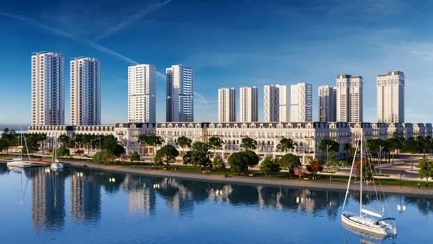 Năm lợi thế của KĐT Louis City Hoàng Mai