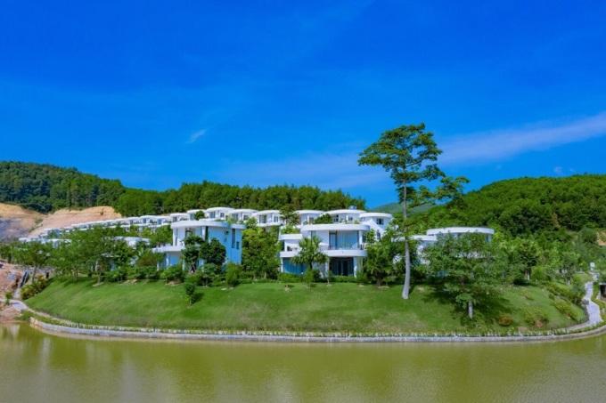 Ivory Villas & Resort tái hiện không gian giao thoa giữa truyền thống và hiện đại