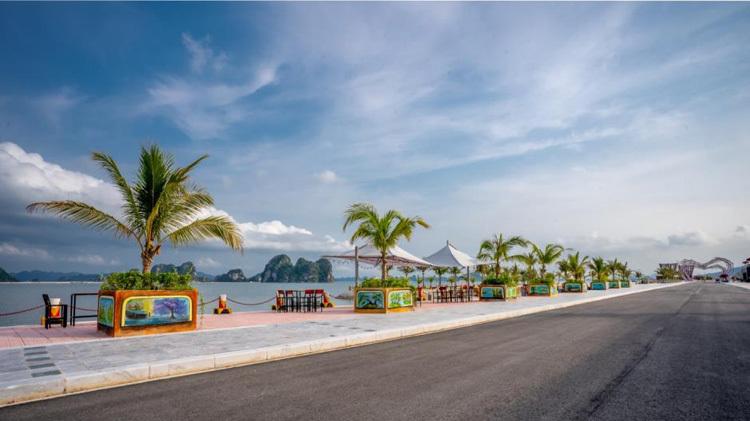 Tiện ích trong đô thị giải trí - nghỉ dưỡng Wonder Island Phuong Dong