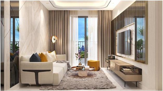 Thiết kế căn hộ LDG Sky