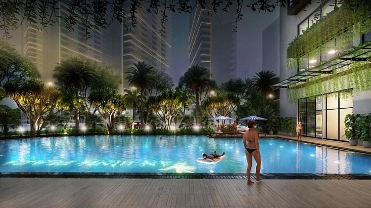 An Bình Plaza được trang bị tiện ích đồng bộ, hiện đại, phù hợp nhiều đối tượng khách hàng.