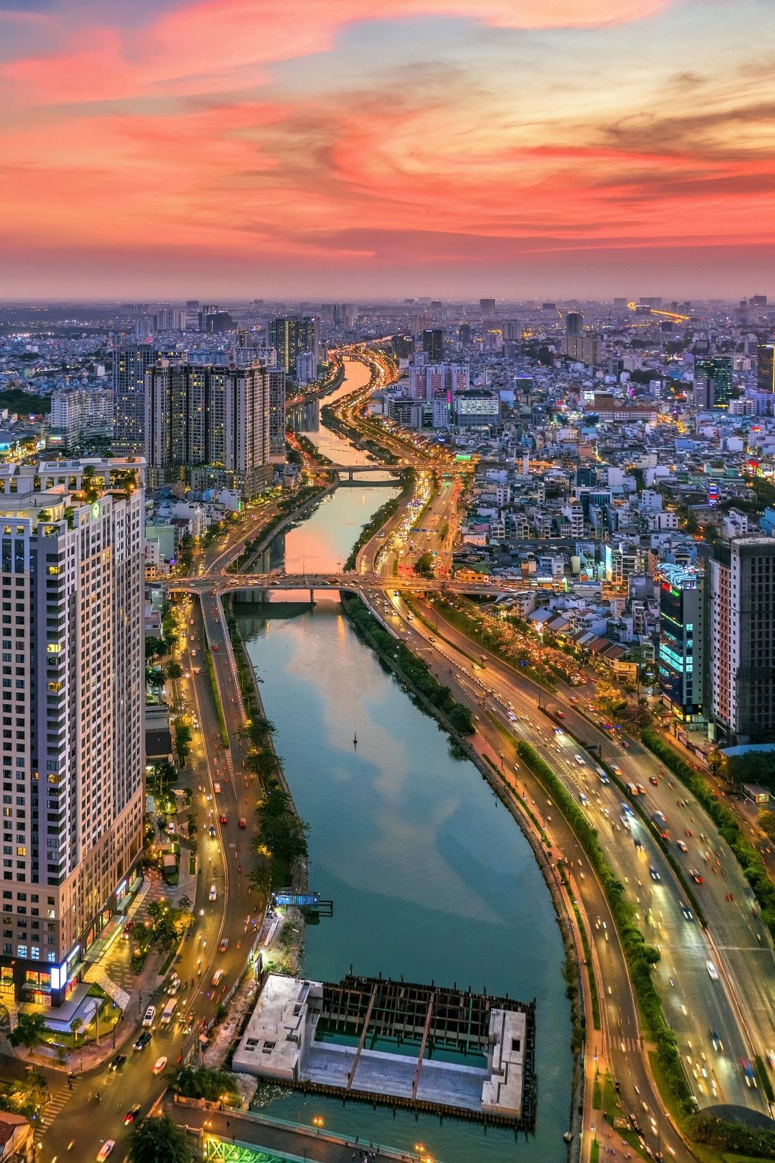 Chỉnh trang đô thị giúp thị trường bất động sản tăng tốc