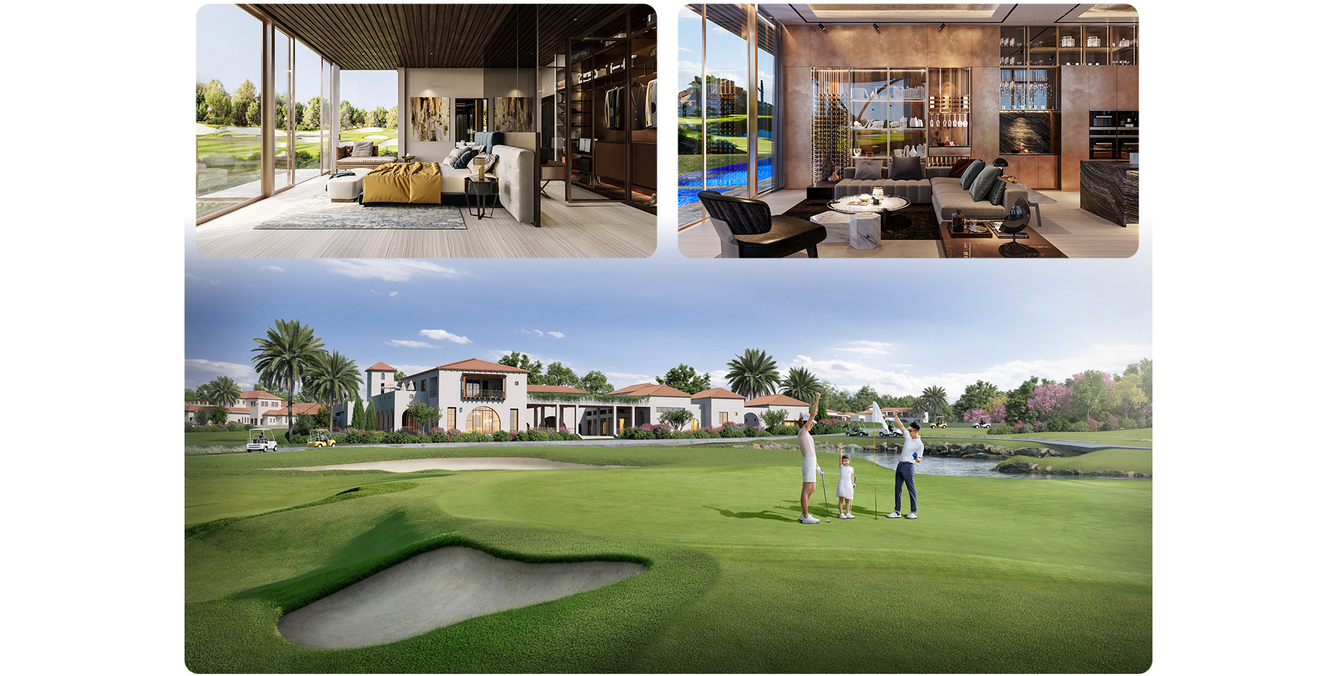 Biệt thự biển sân golf 2020 20