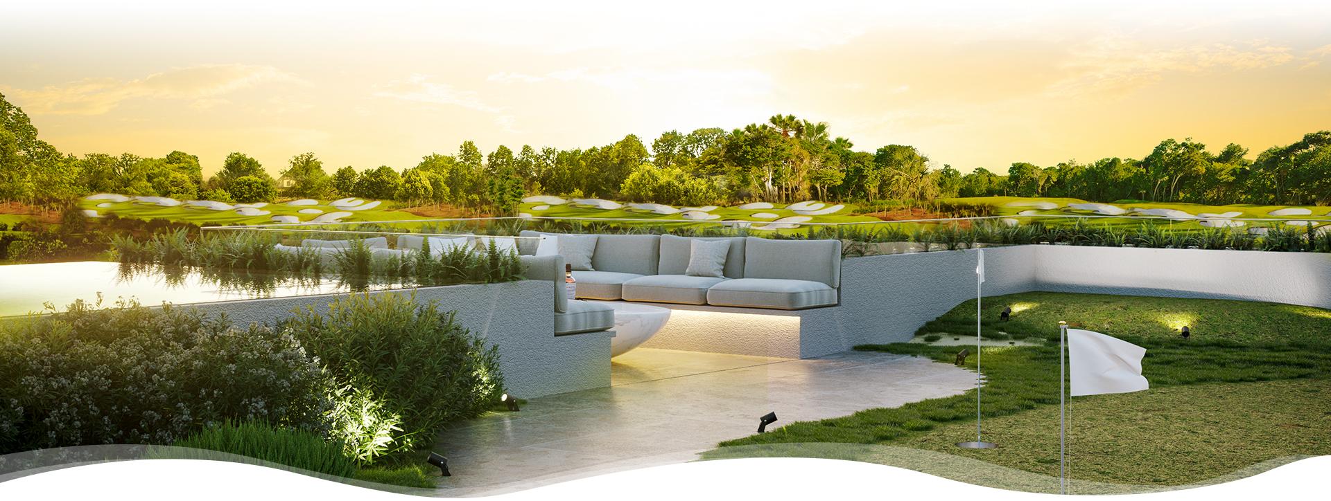 Biệt thự biển sân golf 2020 21