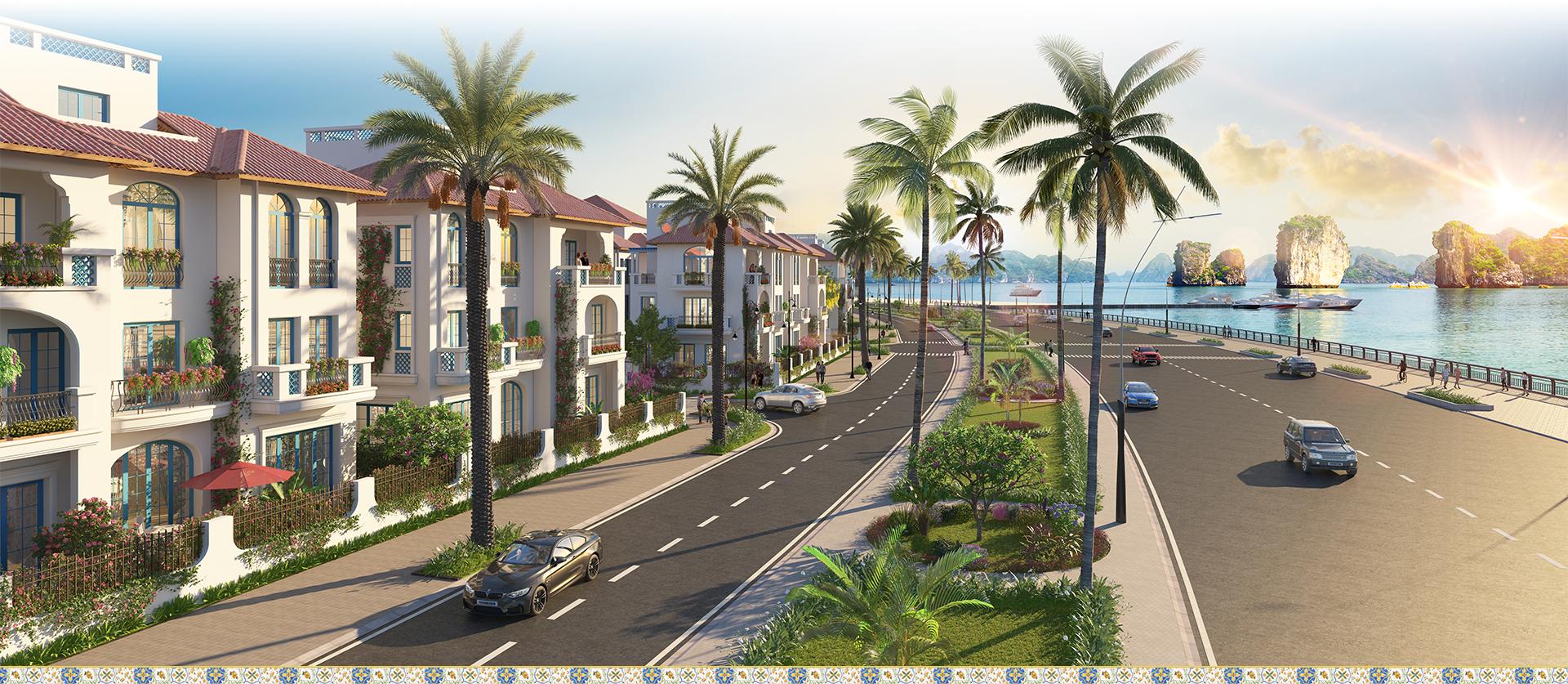 Tây Ban Nha thu nhỏ trong biệt thự đơn lập Sun Grand City Feria 2020 16