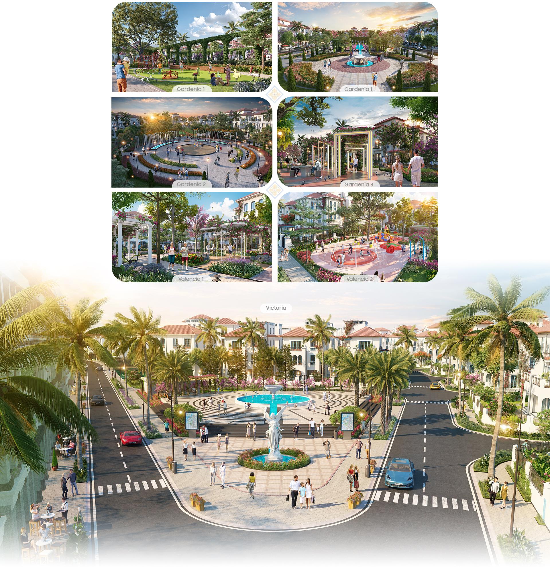 Tây Ban Nha thu nhỏ trong biệt thự đơn lập Sun Grand City Feria 2020 12