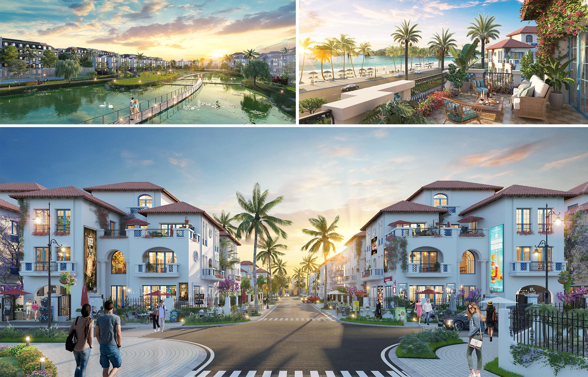 Tây Ban Nha thu nhỏ trong biệt thự đơn lập Sun Grand City Feria 2020 14