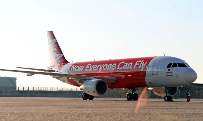 AirAsia Nhật Bản phá sản
