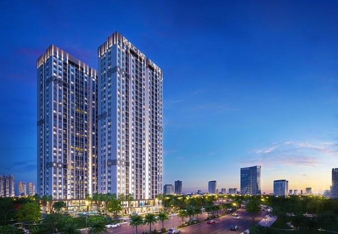 Phuc Dat Tower sở hữu vị trí tâm điểm cửa ngõ đại lộ Phạm Văn Đồng nối dài