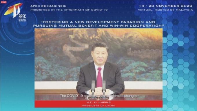 Ông Tập: Trung Quốc sẽ ký thêm nhiều hiệp định thương mại