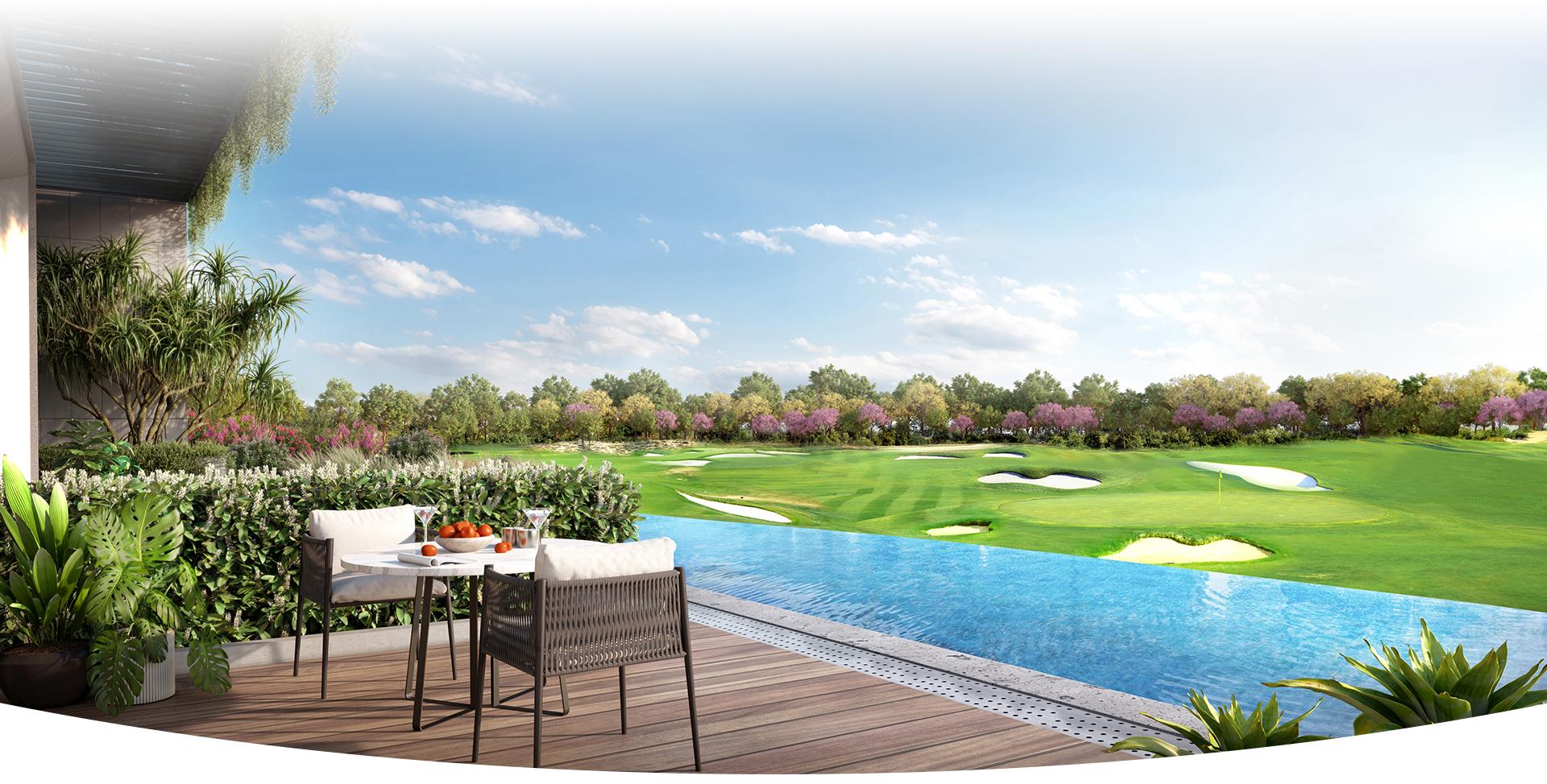 Biệt thự biển sân golf 2020 17