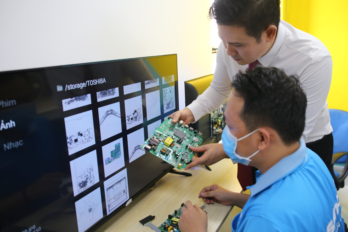 Asanzo khánh thành trung tâm R&D đầu tiên tại TP HCM