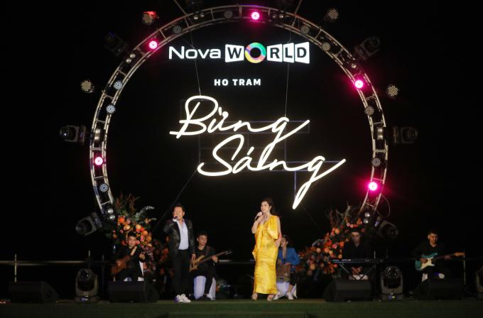 Cuối chương trình là sự kiện âm nhạc với những màn trình diễn đặc sắc từ hai ca sĩ Bằng Kiều và Nguyễn Hồng Nhung.