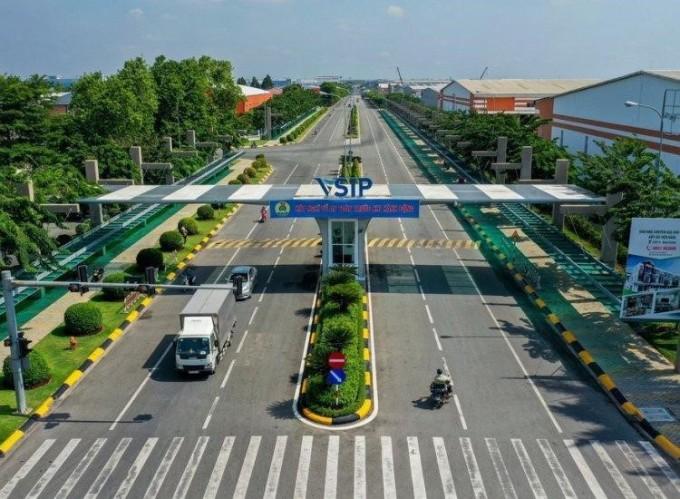 Công nghiệp phát triển là lợi thế để căn hộ cho thuê tại Thuận An tăng trưởng.