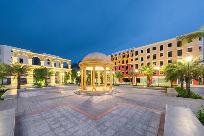 Sun Grand City New An Thoi là khu đô thị đầu tiên tại Phú Quốc được quy hoạch với hệ thống tiện ích đồng bộ, giàu chức năng. Ảnh: Sun Group.