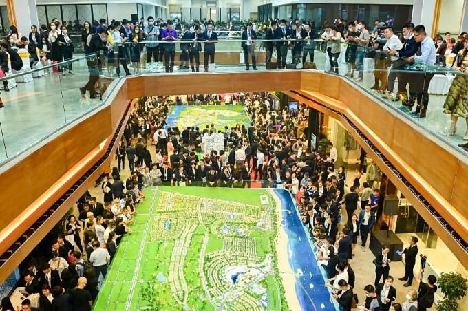 Novaland Gallery giới thiệu những dự án quy mô của tập đoàn Novaland.