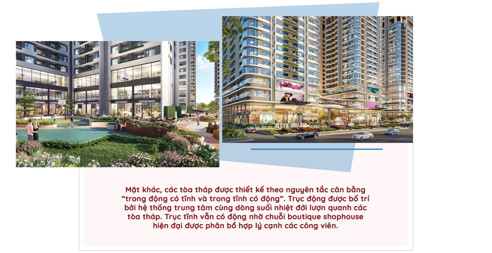 Kiến trúc 'dẫn sáng, đón gió' tại 8 tòa tháp Astral City 2020 15