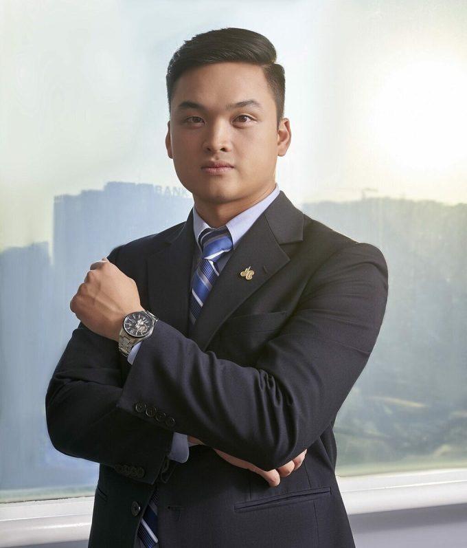 Ông Lê Viết Hiếu, tân Tổng giám đốc Tập đoàn Hòa Bình. Ảnh:HBC.