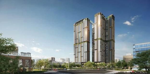 Căn hộ cao cấp sẽ phù hợp với nhóm khách hàng chuyên gia tại TP Thủ Dầu Một.
