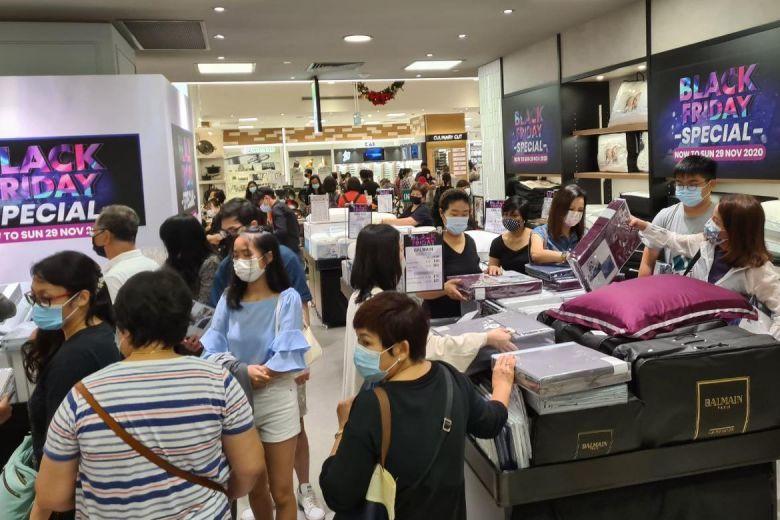Lễ hội mua sắm Black Friday trên thế giới