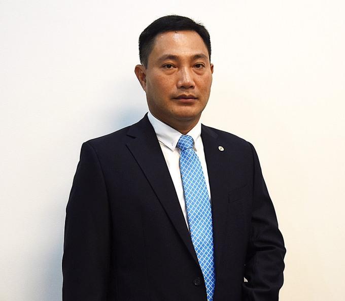Ông Lê Ánh Dương, Phó Tổng giám đốc Tổng công ty Điện lực TP Hà Nội (EVNHANOI).
