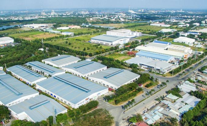 Khu công nghiệp Tam Bình, Vĩnh Long. Ảnh: Nhaxuongviet.com.vn