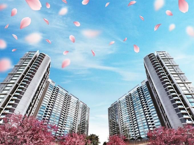 Dự án căn hộ cao cấp The Minato Residence ngay trung tâm hành chính thành phố tại phường Lê Chân. Ảnh phối cảnh: Denzell.