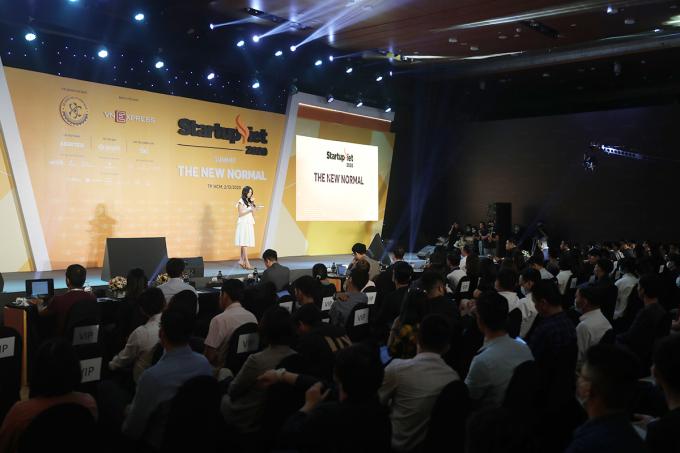 Startup Việt 2020 bước vào vòng tranh tài tìm quán quân