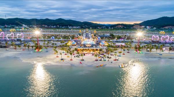 Đất nền ven biển Phương Đông Vân Đồn hút khách cuối năm.