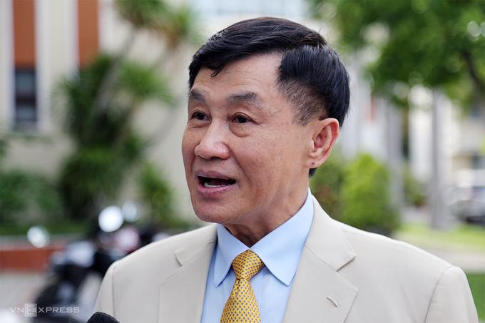 Ông Jonathan Hạnh Nguyễn. Ảnh: Xuân Ngọc.