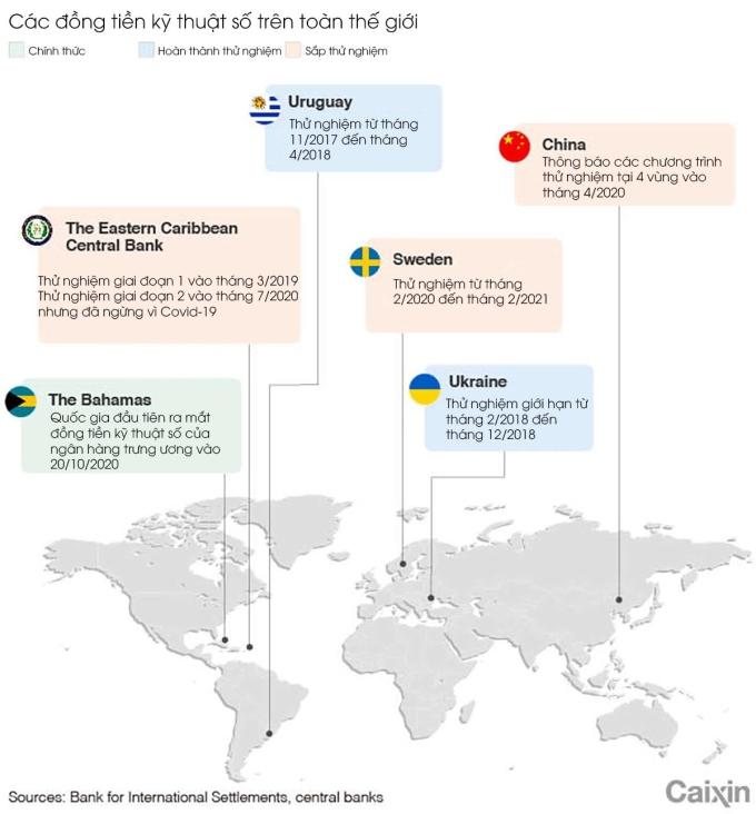 Tham vọng dẫn đầu thế giới về tiền điện tử của Trung Quốc - 2