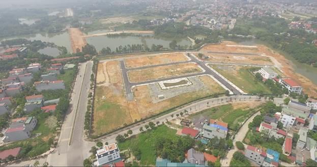 Vĩnh Yên Center City có pháp lý minh bạch, sổ đỏ từng lô.