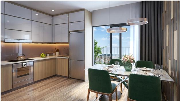 Mỗi căn hộ tại Tecco Elite City đều được thiết kế để hấp thụ tối đa ánh sáng tự nhiên.